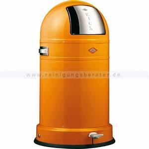 Treteimer 25 L : wesco kickboy classic 40 l orange 178731 25 ~ Markanthonyermac.com Haus und Dekorationen