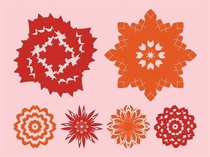 Vector Flowers Icons Vectors Flower Graphics Freevector