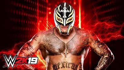Wwe Rey Mysterio 2k19 Dlc Dubai Misterio