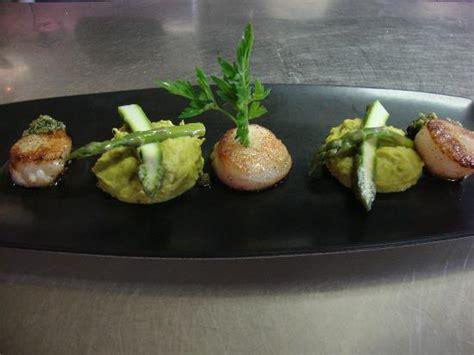 thym cuisine restaurant la fleur de thym dans ribaute les tavernes avec