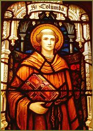 Image result for saint columba
