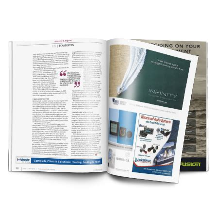 International Boating Industry Magazine by International Boat Industry Ibi Magazine B A A S
