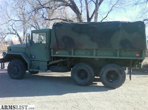 M35 Deuce And A Half by Armslist For Sale 1970 Deuce And A Half M35 A 2