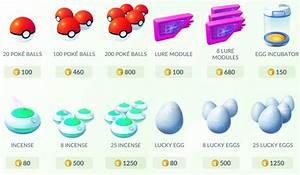 Pokémon GO - How to Use Poké Balls, Potions, Eggs, Razz ...