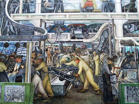 diego rivera mural detroit institute of arts diego rivera redtree times