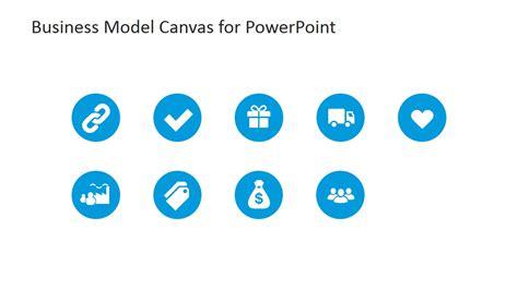 business model canvas template  powerpoint slidemodel