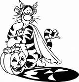 Disney Halloween Disegni Colorare sketch template