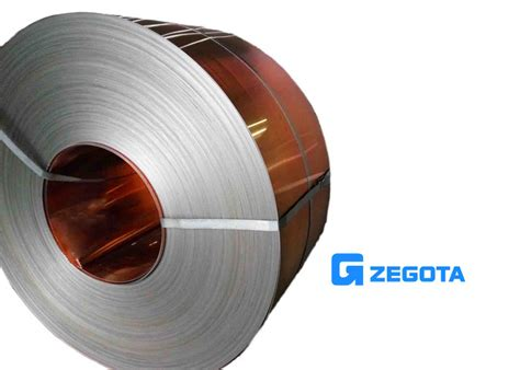 cookware industry copper clad laminate sheet strip coil long service life