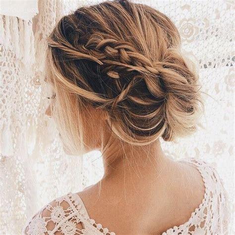 stunning   hairstyles  bun updo hairstyle
