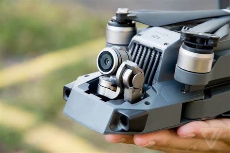 dji mavic pro  features  specification droningon