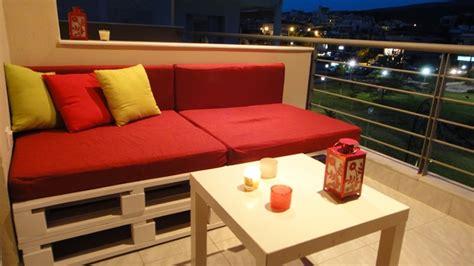 Terrasseneinrichtung Mit Diy Terrassenmoebeln Aus Paletten by Terrasseneinrichtung Mit Diy Terrassenm 246 Beln Aus Paletten