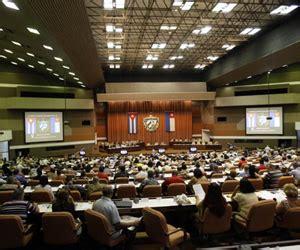 Cierran Debates Las Doce Comisiones Del Parlamento Cubano