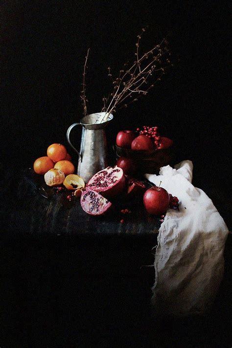 oatgasm pomegranate chia seed parfaits   chiaroscuro