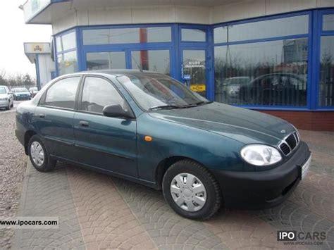 2003 Daewoo Lanos 1.4 Benzyna Salon Polska