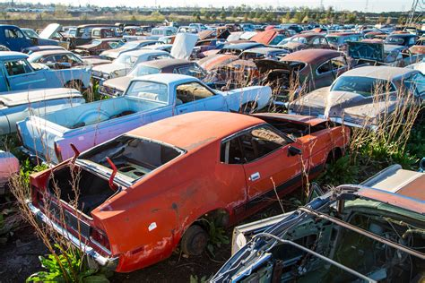 car parts usa this colorado parts yard has been collecting classic cars for decades rod network