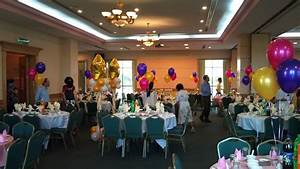 80th Birthday Party Reception - Party Themes Inspiration