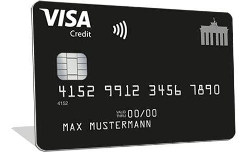 deutschland kreditkarte classic kostenlose visa kreditkarte
