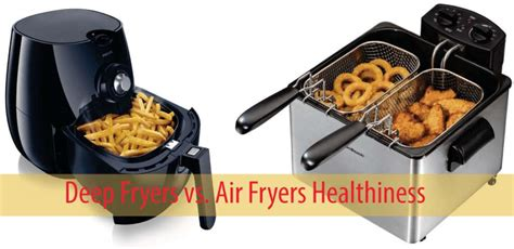 fryer air deep vs comparison food side effects which prefer