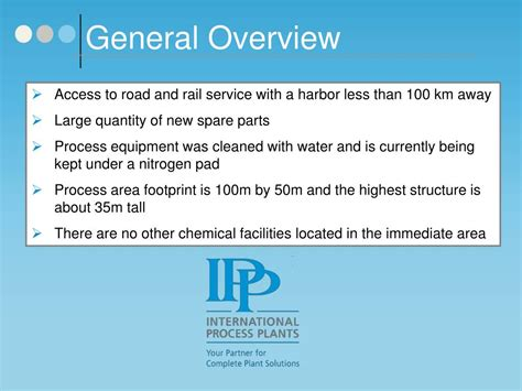 Ppt  Maleic Anhydride Plant Powerpoint Presentation Id