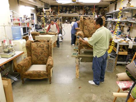 Upholstery Shop by General West Valley Upholstery