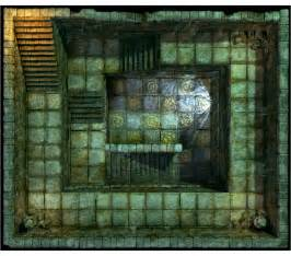 hall of fallen angel stairs n1 rpg maps pinterest