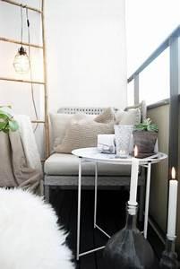 Kleine Wäschespinne Für Balkon : kleiner balkon mit einem budget von 500 dekoration wohnideen einrichten ~ Indierocktalk.com Haus und Dekorationen
