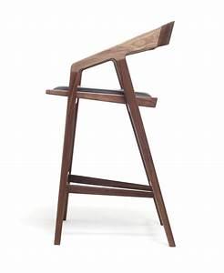 Tabouret Bois Design : tabouret de bar design bois rq08 jornalagora ~ Teatrodelosmanantiales.com Idées de Décoration
