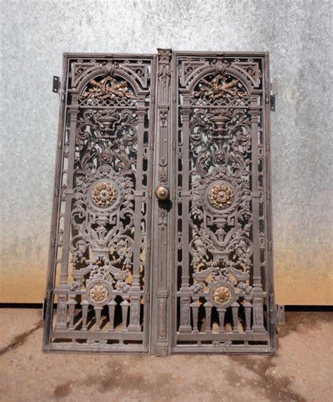 Decorative Uk by Decorative Cast Iron Panels Ironart Of Bath