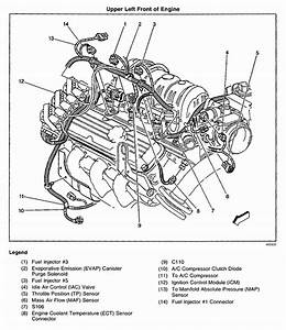 1999 Chevy Monte Carlo Engine Diagram