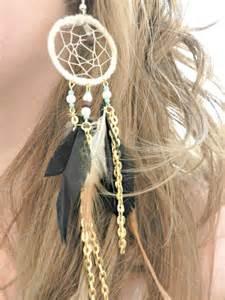 DIY Dream Catcher Jewelry