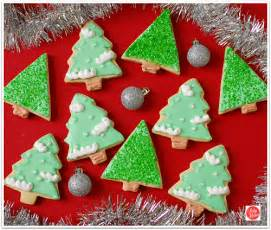 christmas tree of cookies recipes dishmaps