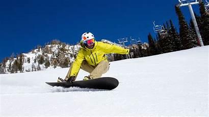 Skiing Mountain Carve Snowboarding Jackson Lift Hole