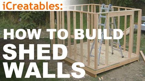 bobbs building a shed frame
