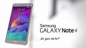 Samsung Galaxy Note 4 Devices Gets Android 6.0 Marshmallow ...