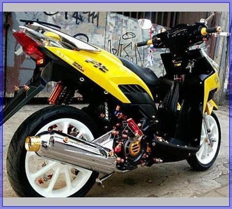 Gambar Modifikasi Motor Vario 150 by 27 Gambar Modifikasi Motor Vario 150 125 110 Cc Fi Cw