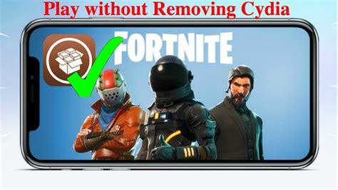 fortnite mobile   bypass fortnite jailbreak