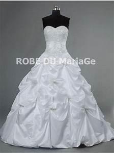 Robe de mariee princesse pas cher bustier sans bretelle for Fond de robe sculptant sans bretelle
