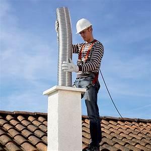 Chapeau Inox Pour Tubage : tubage flexible pour la r novation des conduits existant ~ Edinachiropracticcenter.com Idées de Décoration