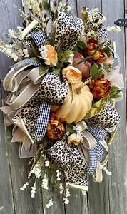 Fall, Wreath, Leopard, Fall, Wreath, Leopard, Wreath, Autumn, Wreath, Fall, Pumpkin, Wreath, Fall, Decor