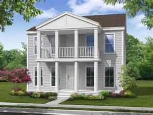 single story house plan the homestead mcbride homes