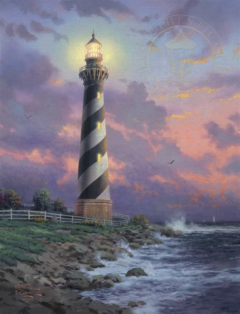 Cape Hatteras Light  Limited Edition Art  The Thomas