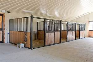 1000 images about horse barns stables on pinterest With 4 stall horse barn kits