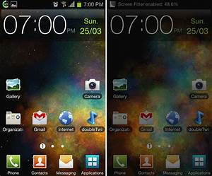 Screen Filter For Android Lets You Reduce Your Display ...
