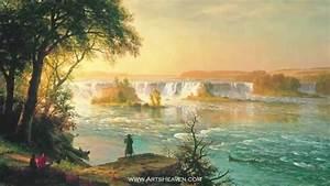 Famous Albert Bierstadt Paintings - YouTube