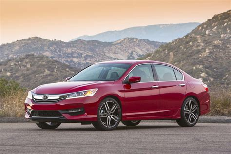 2017 Honda Accord Adds Value-oriented Sport Special