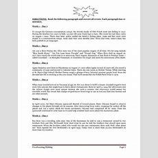 Proofreading And Editing Wo By Sofia Abu Arisheh  Teachers Pay Teachers