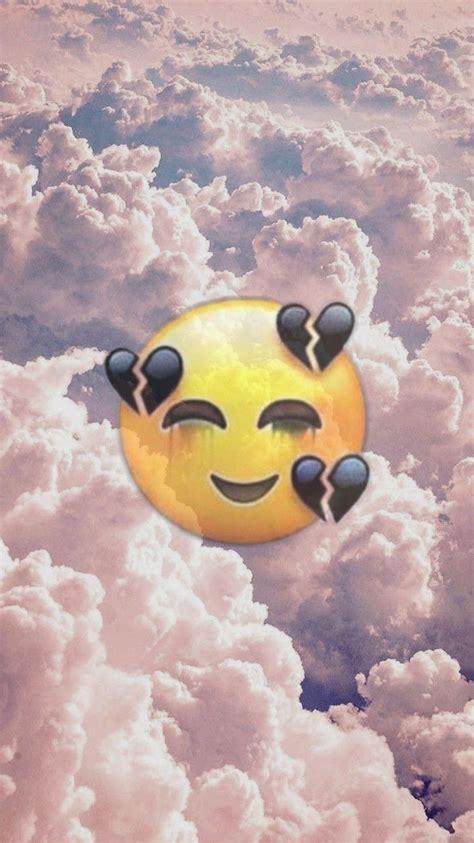 emoji iphone wallpaper  wallpapersafari