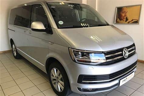 Volkswagen Caravelle 2019 by 2019 Vw Caravelle 2 0bitdi Highline 4motion Auto Multi