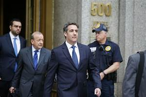 Michael Cohen Good Morning America interview: Cohen is ...