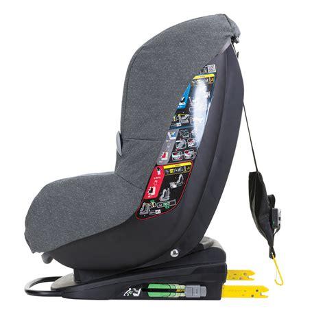 siege auto 4 mois siège auto milofix sparkling grey groupe 0 1 de bebe